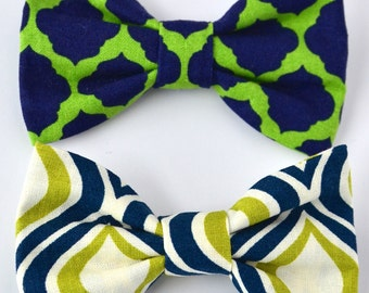 Bow ties custom made for ages infant to adult