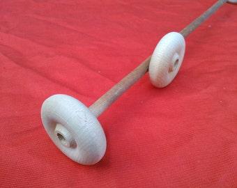Wood Wheels, Wood Toy Wheels, Round Wooden Discs