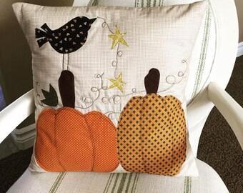 Primitive Pumpkins Pattern