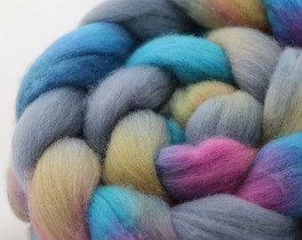 Nina on Australian Merino Roving (20 micron)