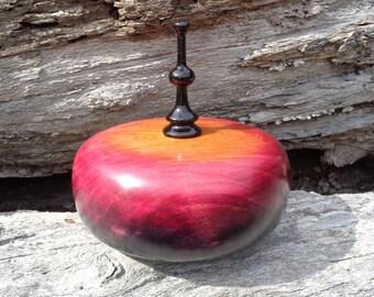 Cherry hollow form #W0142