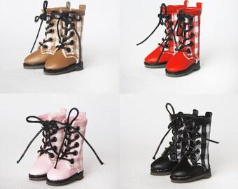 SK Couture Cute boots for Blythe Pullip Dal Momoko Obisu Azone