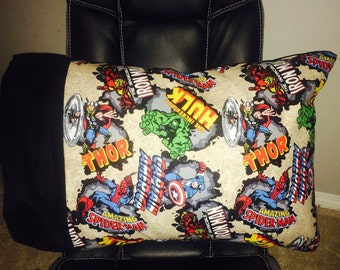 Marvel pillowcase