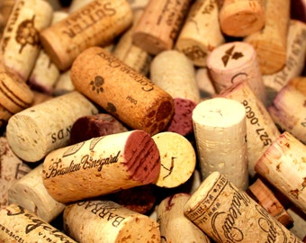 Wine Corks for crafting and more! Ten cents per cork!