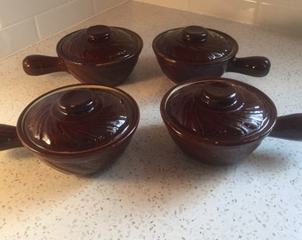USA Pottery Soup or Chilli Crock