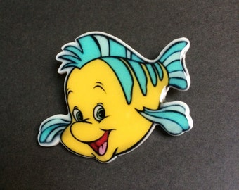 Flounder Pin