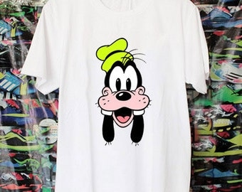 Goofy Face Shirt available for Youth and Adult Men and Women T-shirt