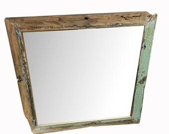 12x12 barnwood frame etsy. Black Bedroom Furniture Sets. Home Design Ideas