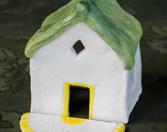 Square fairy cottage