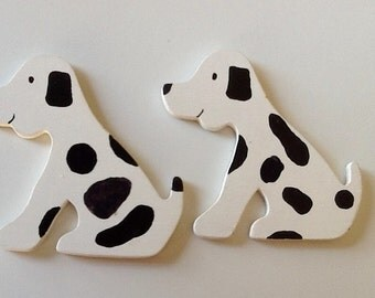 Dalmatian Wooden Cut-Out