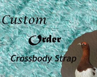 Add On~ Crossbody Strap