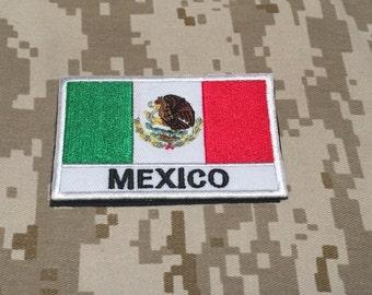 Mexico Velcro Patch (P63)