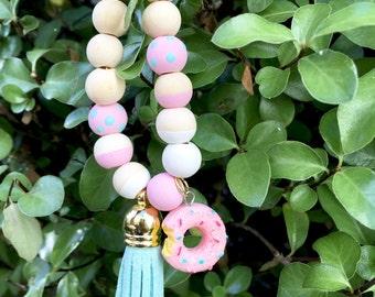 Sprinkle donut bracelet