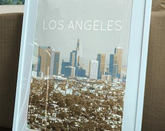 Los Angeles, CA Poster 11x17 18x24 24x36
