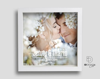 Setting custom photo, wedding, couple, love, family, children