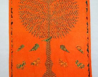 Wall Tapestry Tree of life