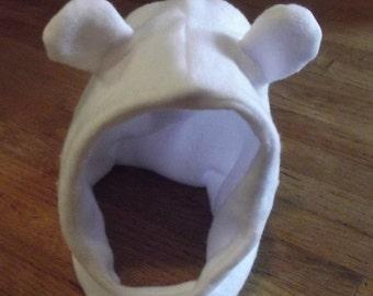 Adventure Time Inspired Fleece Hat