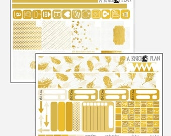Glam-or-ous Gold - Monthly Kit