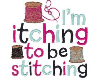 Sewing Too Design 3 Filled Stitch Machine Embroidery Design 4x4 5x7 6x10