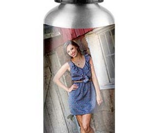 Water Bottle (Custom Photo)