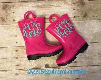 Toddler/Youth Rain Boots