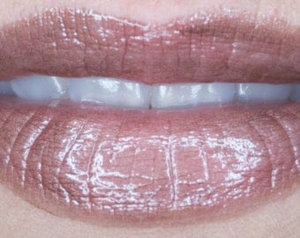 Toasted, Wash of Color Lipgloss, Light Brown, Lipgloss, Slight Shimmer Lipgloss, 7 ml