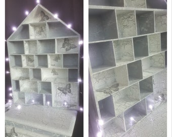 Light wooden house framework