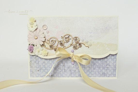 Wedding Gift Envelope Holders : Wedding Envelope Giftcard Holder Card Money Holder Wedding Money ...