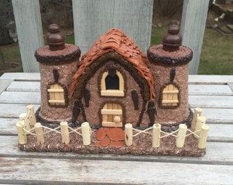 Miniature Garden Castle
