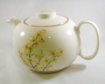 W.S. George Golden Bell Teapot