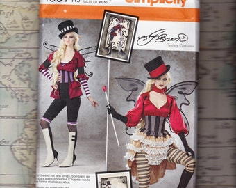 Faerie Costume Pattern by Amy Brown, Simplicity 1301