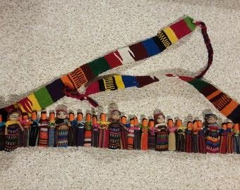 Worry Dolls Belts