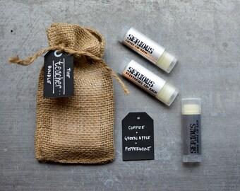 The Teacher Serious Lip Balm Bundle - 3pack