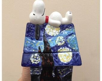 Snoopy Starry Night jewelry box