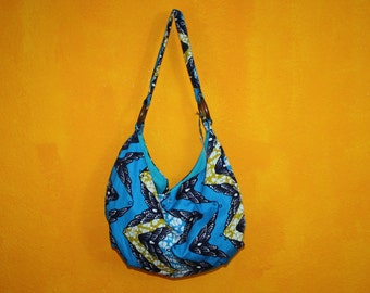 African Bag 'Kyara' beach bag Beachbag Festival Summer Shoulder Bag