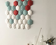 Unique 3d Wall Art Related Items Etsy