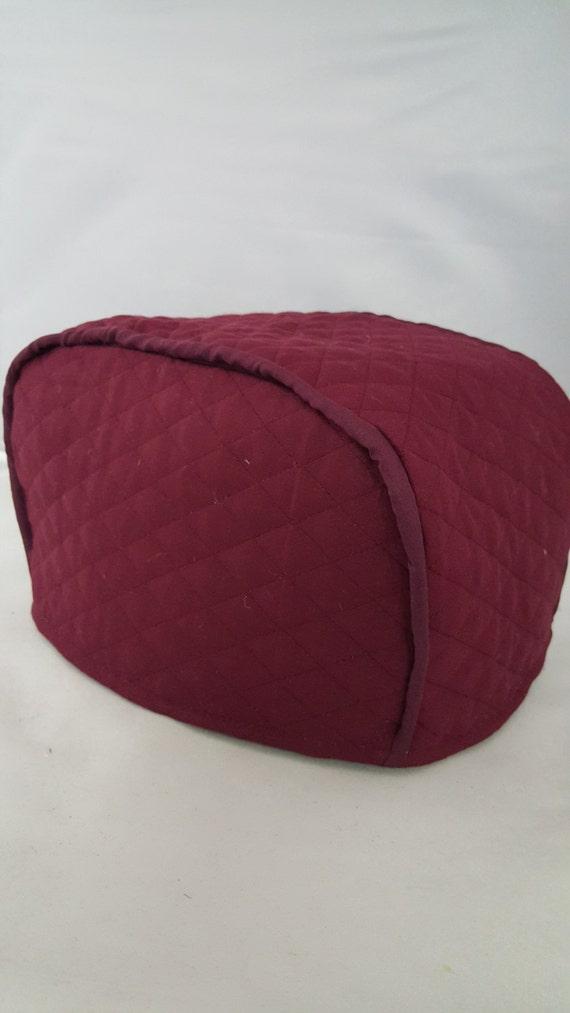 burgundy 2 slice toaster cover. Black Bedroom Furniture Sets. Home Design Ideas