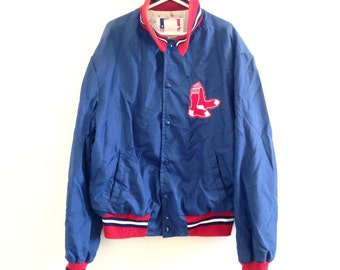 Vintage Boston Red Sox Shain of Canada Jacket