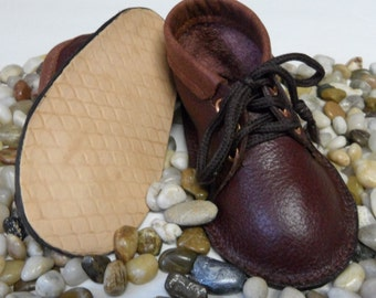 Leather Shoe for Kids