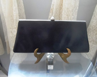 Vintage Black ARTCRAFT Clutch Bag *SALE*