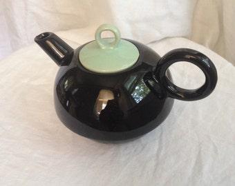 Mid Century Small Tea Pot