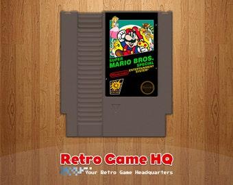 NES - Super Mario Bros.: Special