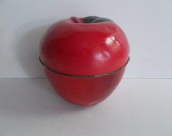 Apple Tin