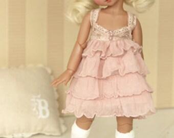 Cancan sleeveless dress Pink ver. [CB] / Bambicrony