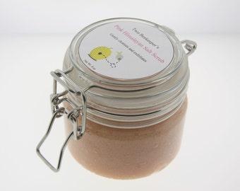 Pink Himalayan Salt Scrub  - 8 oz
