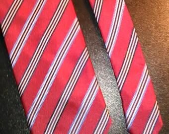 81.  Marco Lariani Silk Tie