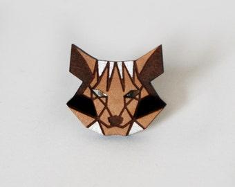 Ring silver 925 FOX