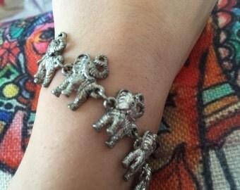 Stompin' Elephants!