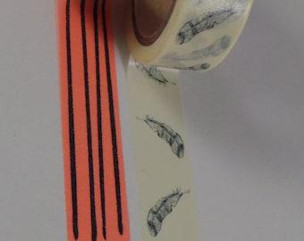 Hema Washi Tape - set of two