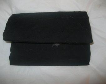 Black Phone Case w/Credit Card Pockets